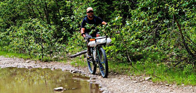 Kanadan Brittiläistä Kolumbiaa pidetään laajalti maastopyöräilyn mekkana. Hyvät Bike Parkit löytyy mm. Whistleristä ja Ferniestä.