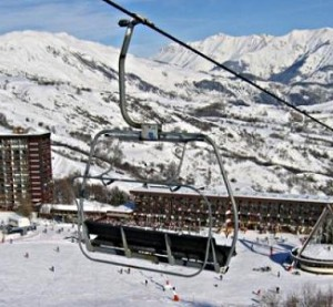 Les Sybelles - hiihtokeskus