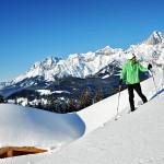 Hochkönig, laskettelukeskus, alpit