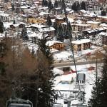 Adamello, alppikylä, tuolihissi