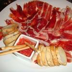 Baqueira-Beret, ravintolat, Espanja, Pyreneet, Iberian kinkku