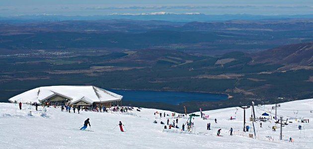 Cairngorm - hiihtokeskus