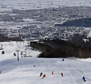 Furano - hiihtokeskus
