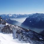 San Domenico, Alpit, maisemat