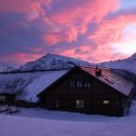 San Domenico, ilta, hiihtokeskus