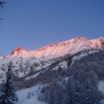 San Domenico, ilta, Lepontiset Alpit