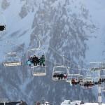 San Domenico, laskettelijat, hiihtohissit, Alpit