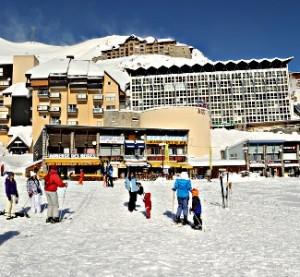 Tourmalet - hiihtokeskus