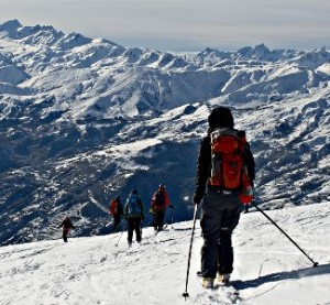 Valmorel - hiihtokeskus