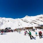 Kaprun Kitzsteinhorn ski resort
