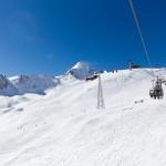 Kaprun Kitzsteinhorn hiihtoalue