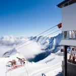 Kaprun Kitzsteinhorn Gipfelbahn