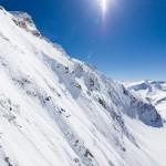 Kaprun Kitzsteinhorn vuoret