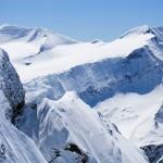 Kaprun Kitzsteinhorn maisema alpit