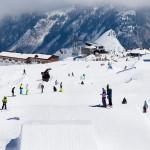 Kaprun Kitzsteinhorn snow park