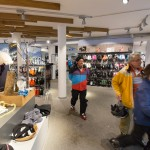 Kaprun ski shop slopes