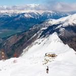 Kaprun Kitzsteinhorn valley
