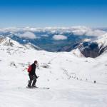 Kaprun Kitzsteinhorn skiing
