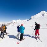 Kaprun Kitzsteinhorn skiing area