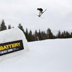 laajis snow park hyppy
