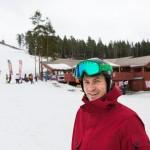 mielakka hiihtokeskus laskettelija