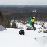 mustavaara snow park