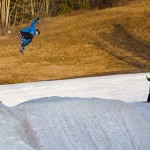 talma ski snowpark hyppy