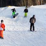 talma ski street laskijat