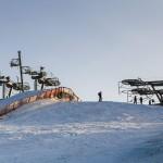 talma ski laskettelurinne