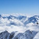 alpe d'huez Pic Blanc top