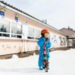 vihti ski laskettelija