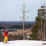 vihti ski huippu