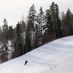 vihti ski punainen-rinne