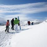 borovets ski skiers