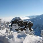 borovets ski view