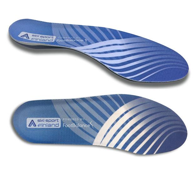 FootBalance Ski Sport -pohjalliset