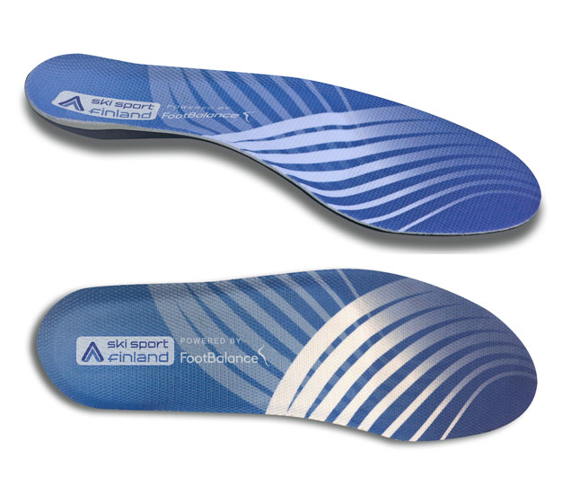 FootBalance Ski Sport Race ja Ski Sport QuickFit –pohjalliset - Lumipallo c71e4b71a0