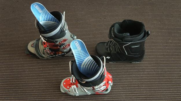 FootBalancen pohjalliset soveltuvat käytettäväksi kaikenlaisissa monoissa. 7c94a0f832