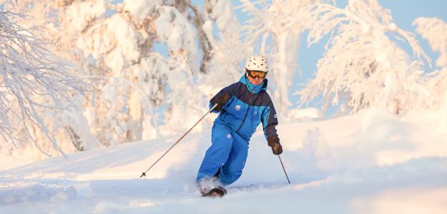 FIS World Telemark Day, Levi Ski Resort, Photo: Teemu Moisio
