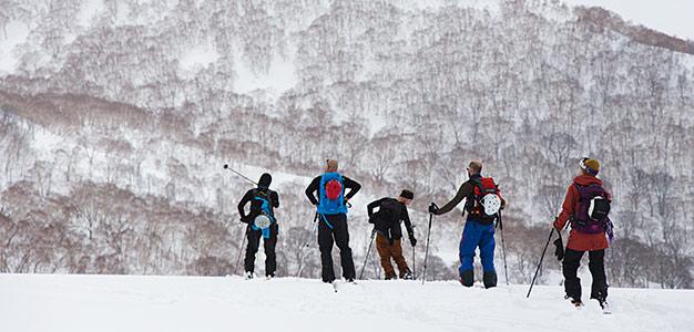 myoko akakura mountain rando