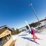 Freeski Ruokolahti hiihtokeskus