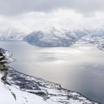 lyngen giilavarri fjord