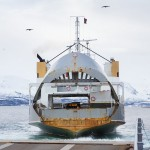 lyngen olderdalen ferry