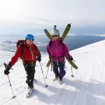 lyngen russelvfjellet alppikerho