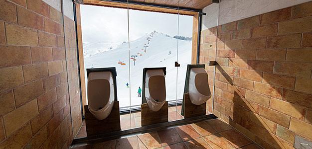 saalbach asitzbräu toilet