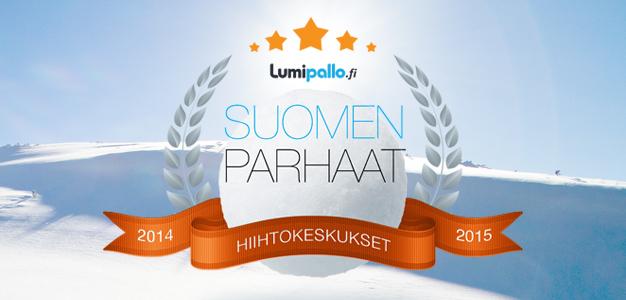 Suomen Parhaat Leirintäalueet