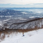 myoko akakura kanko hike ski touring route