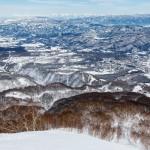 myoko akakura kanko ski touring route