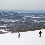 myoko ikenotaira onsen slope