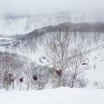 myoko seki onsen ski lift